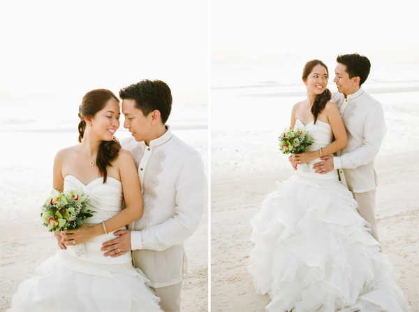 Boracay catholic wedding