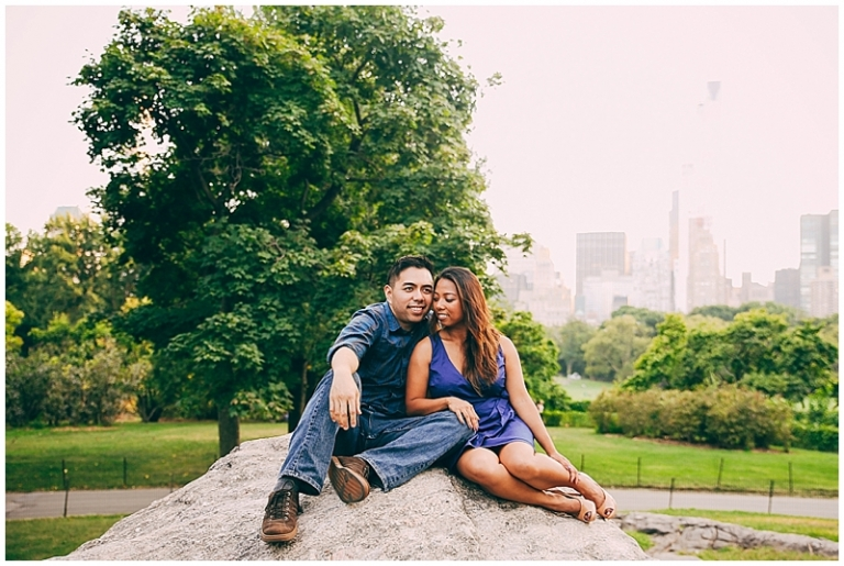 New York Manhattan Central Park Engagment Session Filipino Photograper_0016