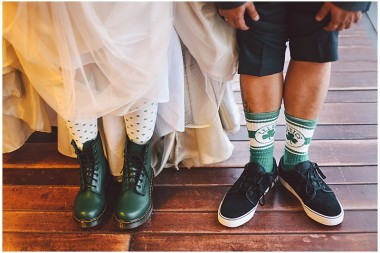 Irish Inspired Tattoo Tattooed Wedding Dr Martens Shoes_0109