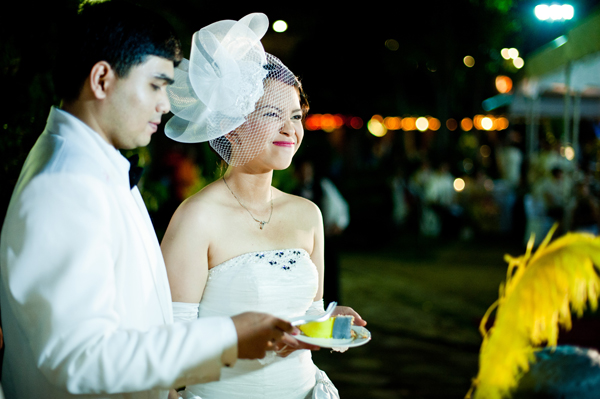 Vintage Theme Wedding Cebu
