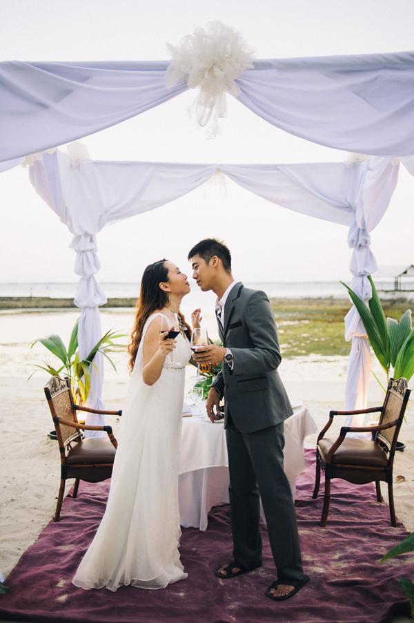 Rainbowfish Cebu Wedding Photographer Phillines Best Photographer Costabella Resort Cebu Hotel Packages Wedding Renewal of Vows 231 - rainbow beach wedding