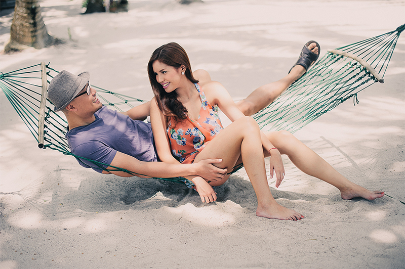 Amarela Resort Panglao Bohol Beach Engagement 4
