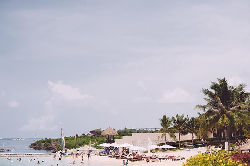 Crimson Resort and Spa Destination Garden Wedding Cebu Philippines 1
