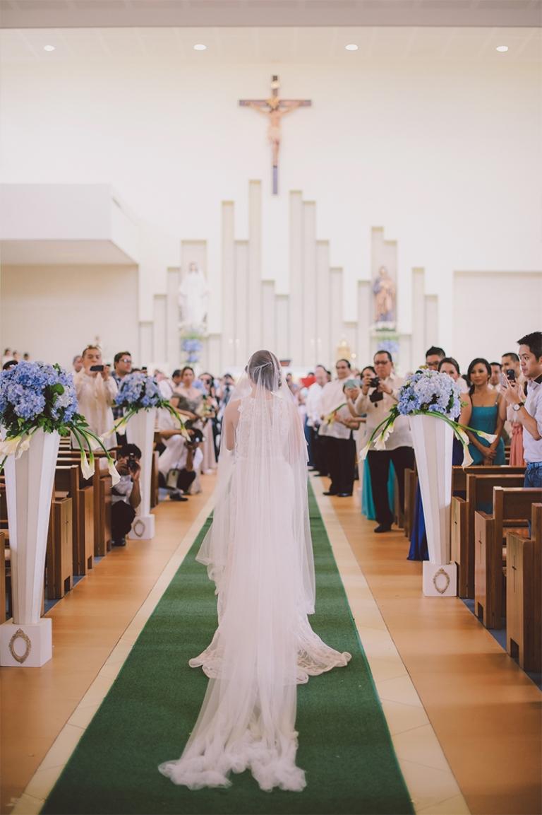 Shangri la resort wedding