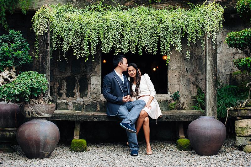 Modern Vintage Filipino Engagement Prenup Ideas Pictures Cebu Wedding 42