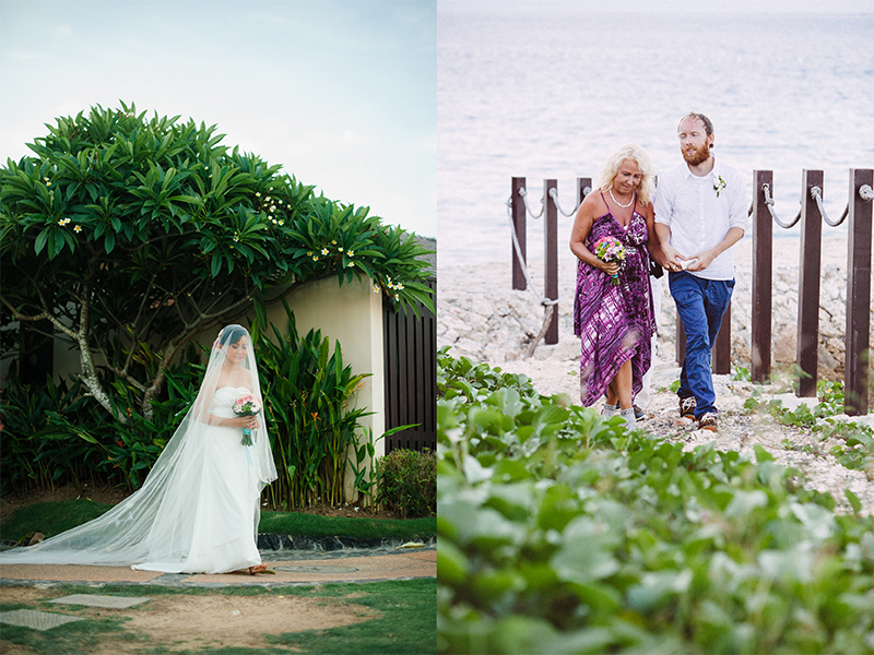 Rainbow Beach Resort Wedding