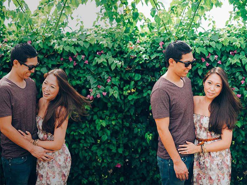 Crimson Resort and Spa Engagement Prenup Portrait Pictures 1