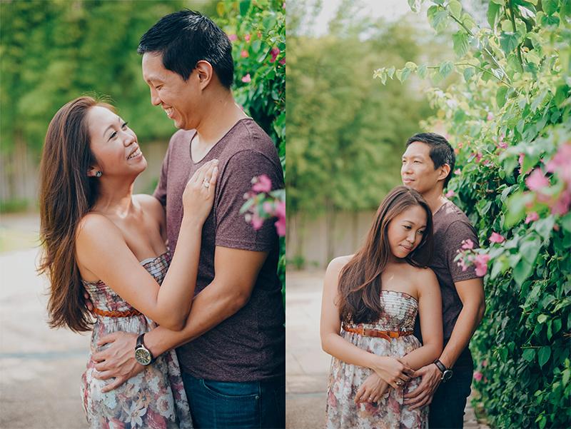 Crimson Resort and Spa Engagement Prenup Portrait Pictures 5
