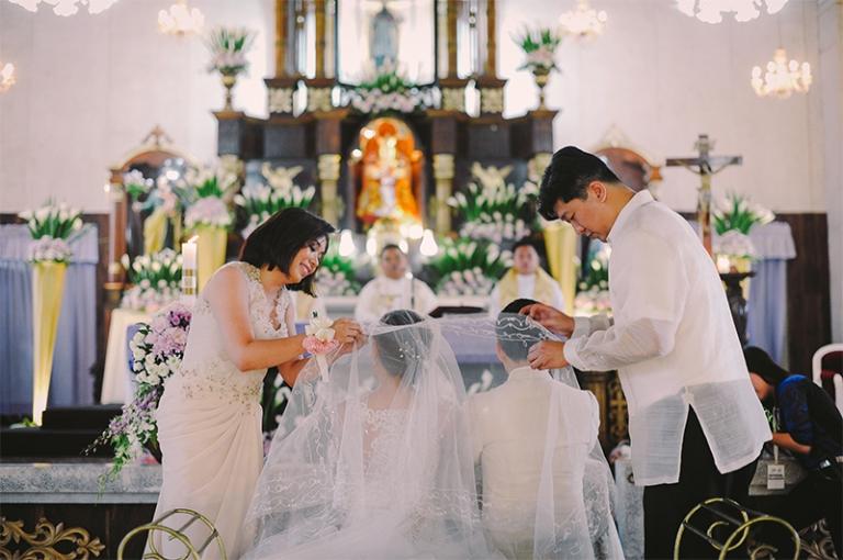 Bohol Beach Wedding