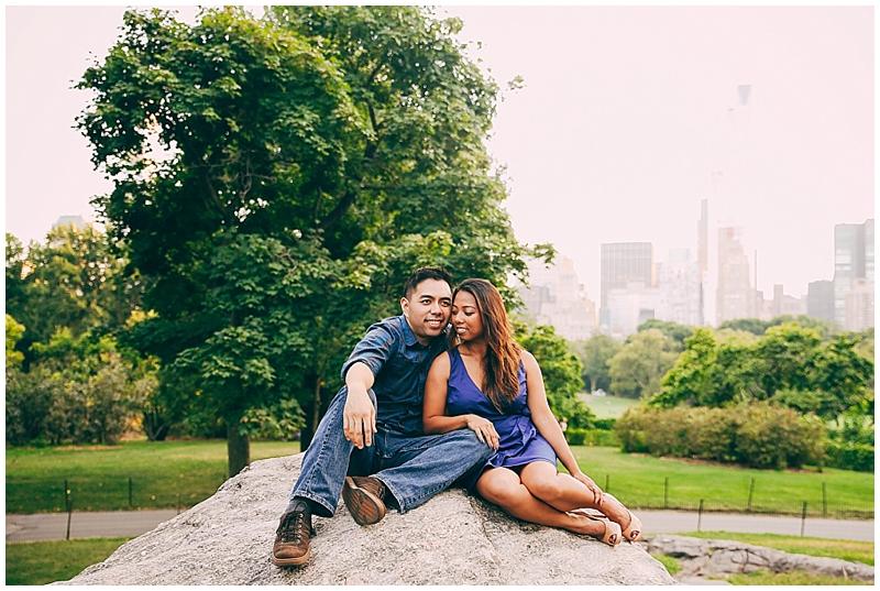 New York Manhattan Central Park Engagment Session Filipino Photograper_0016