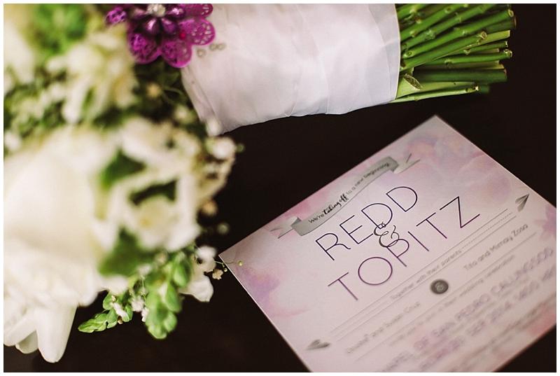 Pilot Bride and Groom Wedding Lavender Purple Motiff Cebu Philippines Travel Theme 1_0004