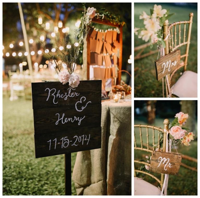 Bohemian Garden Wedding Cebu