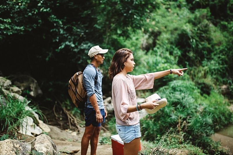 river trecking adventure artsy engagement cebu philippines_0093