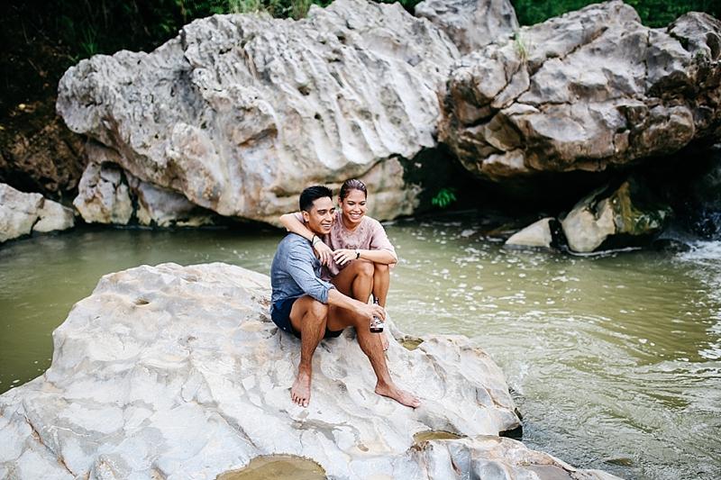river trecking adventure artsy engagement cebu philippines_0169