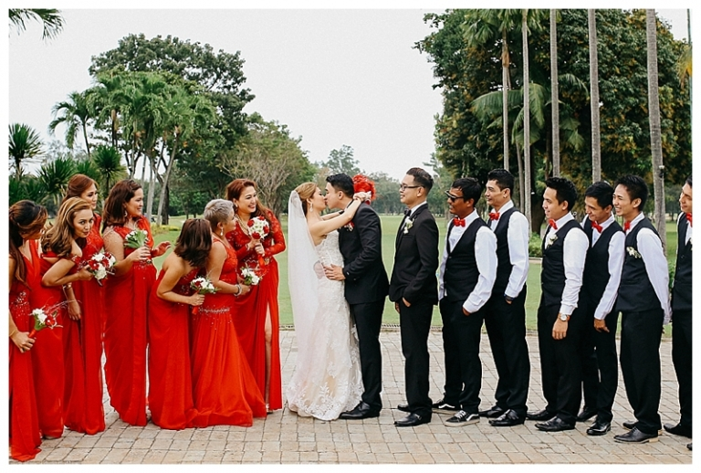 Red Wedding Motif