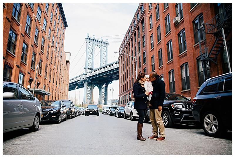 Brooklyn Family Portrait Session New York City DUMBO Bride Park Photographer NYC_0003