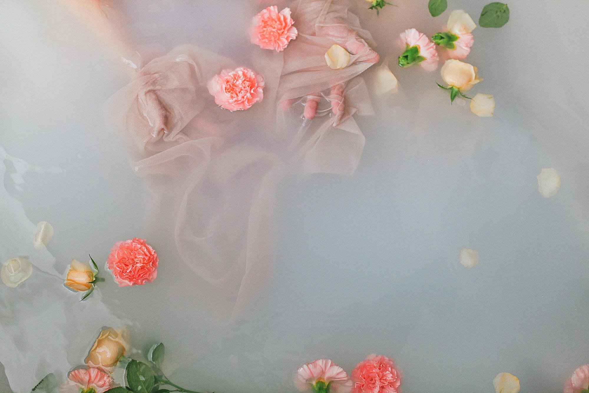 Flower Bath Maternity Shoot Cebu Photographer Cebu Philippines_0021