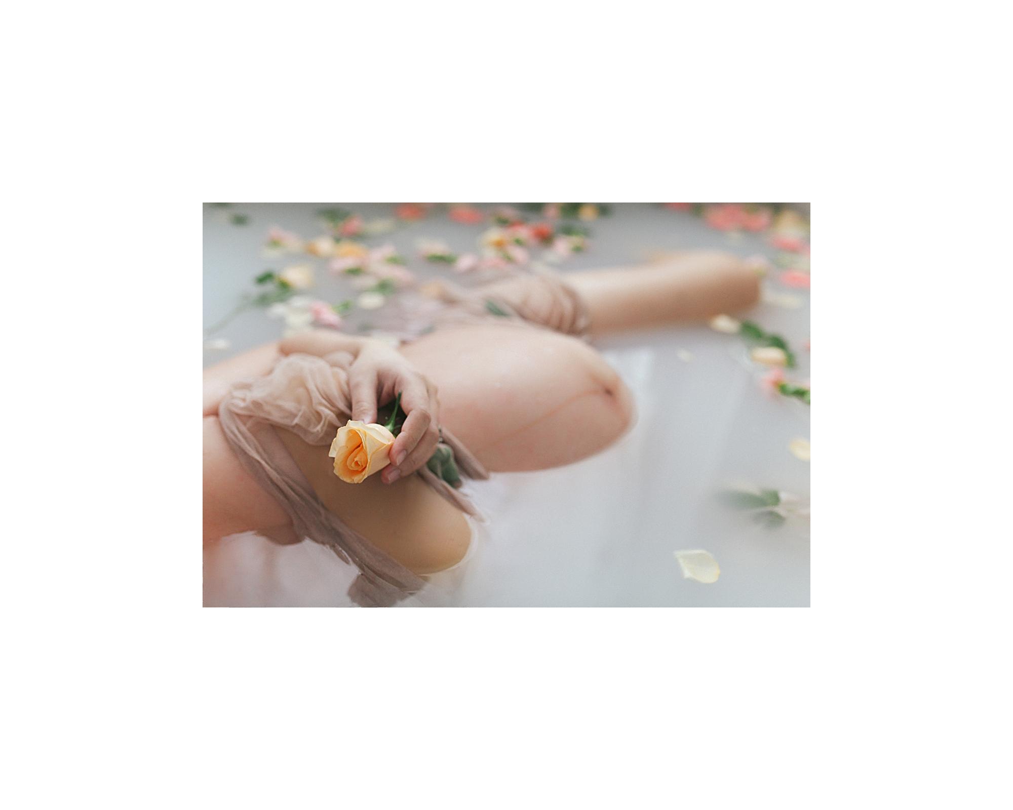 Flower Bath Maternity Shoot Cebu Photographer Cebu Philippines_0034