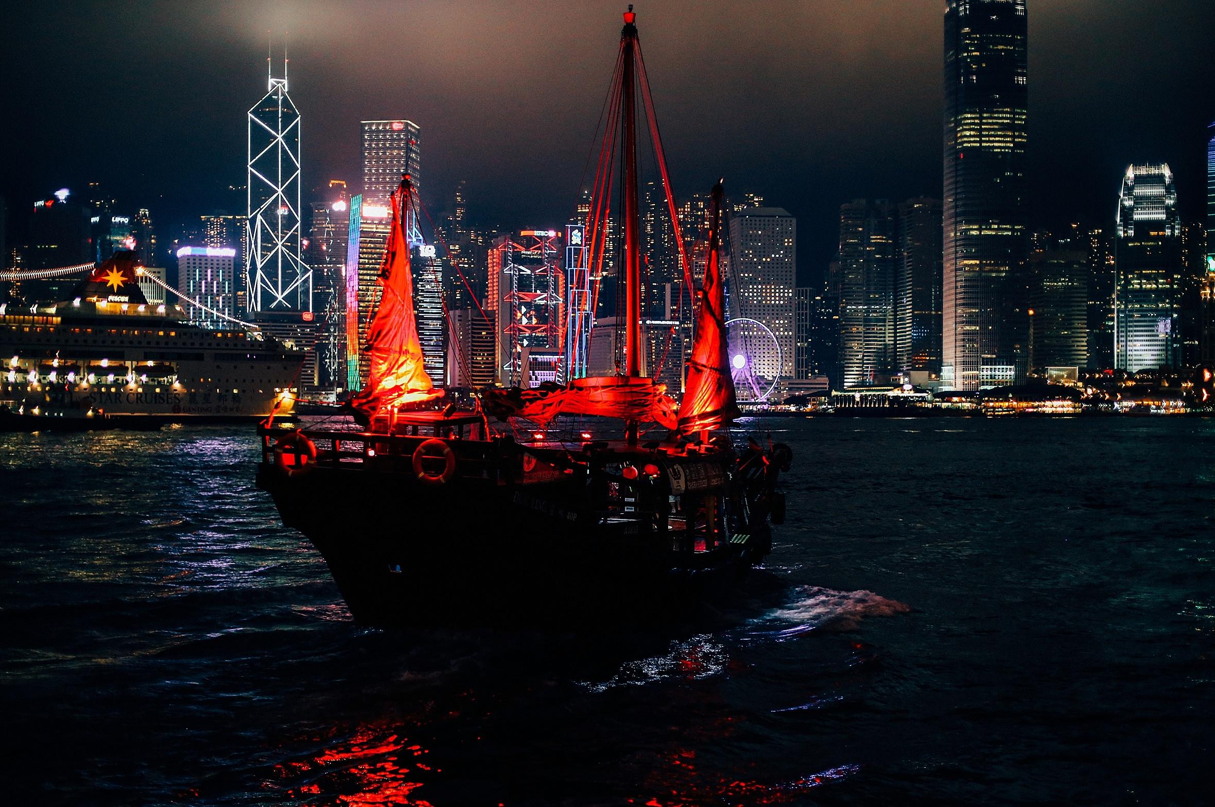 Hong Kong Urband Market Engagement Session Photographer_0001