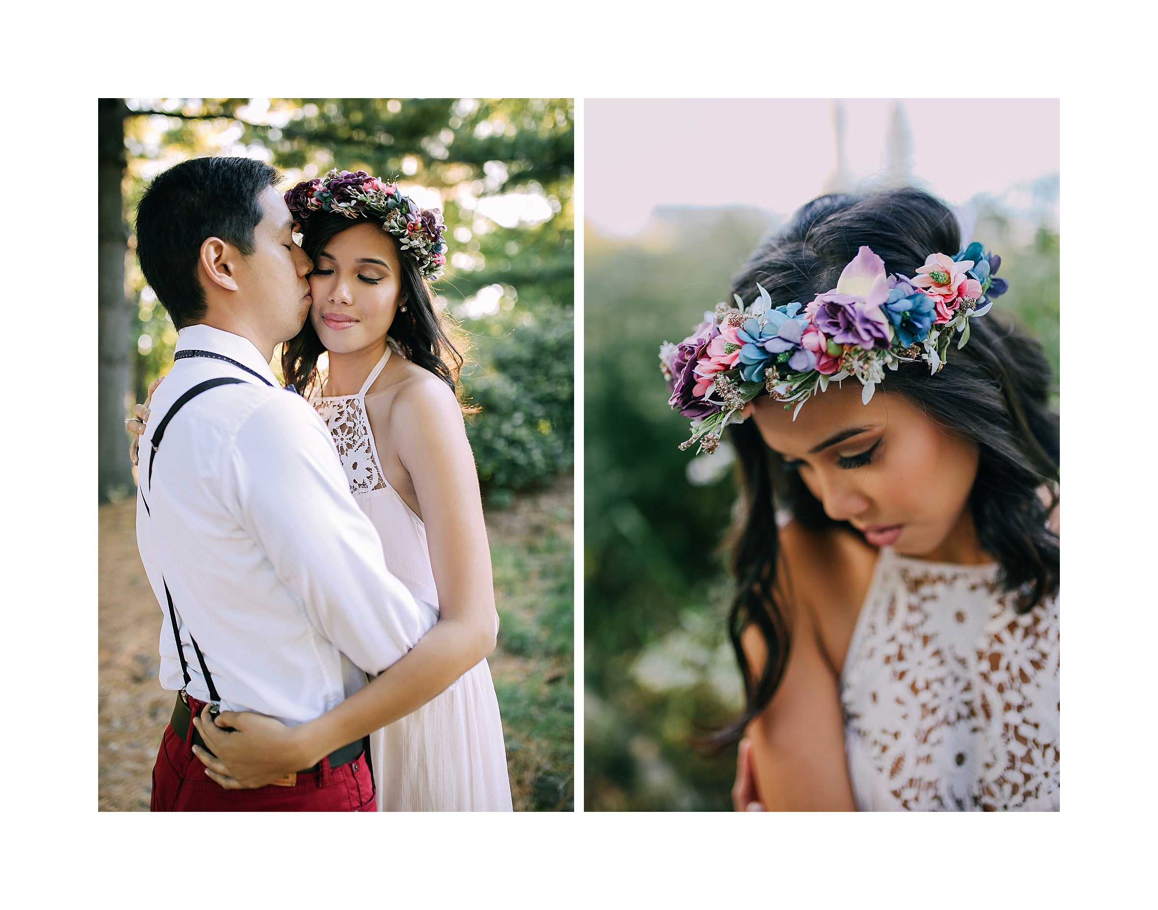 New York City NYC Central Park Engagement Session Bohemian Boho Floral Crown Fairy Photographer_0002